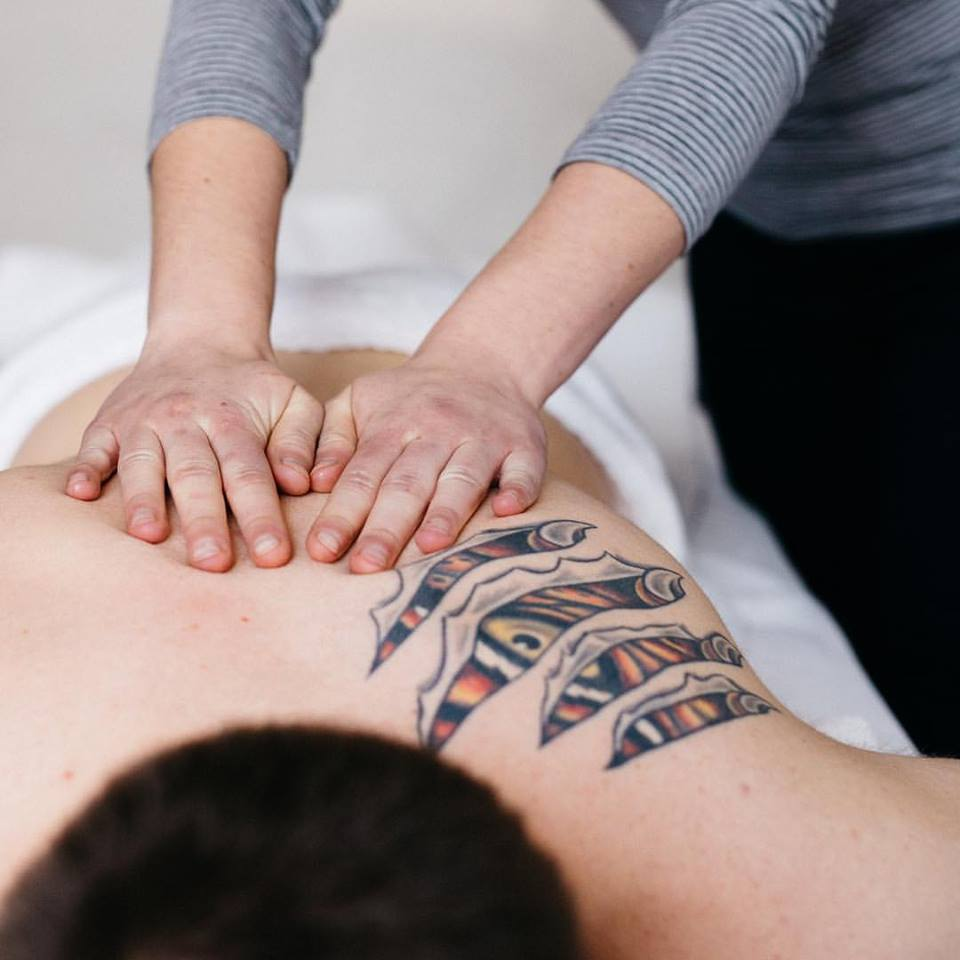 Learn massage therapy india
