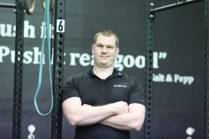 Cameron Robinson- VFA Learning- Personal Trainer Course Melbourne